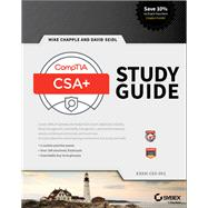CompTIA Cybersecurity Analyst (CSA+) by Chapple, Mike; Seidl, David, 9781119348979
