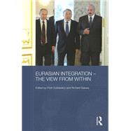 Eurasian Integration û The View from Within by Dutkiewicz; Piotr, 9781138778979