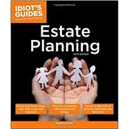 Idiot's Guides Estate Planning by Maple, Stephen, 9781615648979
