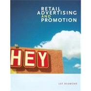 Retail Advertising and Promotion by Diamond, Jay, 9781563678981