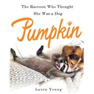 Pumpkin: The Raccoon Who Thought She Was a Dog by Young, Laura L., 9781250108982