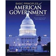 Basic Principles of American Government Third Edition by William Sanford, 9780789188984