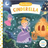 First Stories: Cinderella by Taylor, Dan, 9781626868984