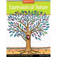 Expressions of Nature Coloring Book by Fink, Joanne, 9781574218985