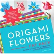Origami Flowers Super Paper Pack by Noble, Maria, 9781589238985