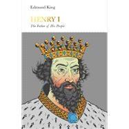 Henry I by King, Edmund, 9780141978987