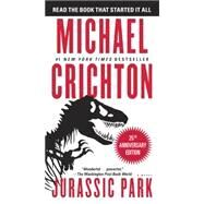 Jurassic Park by CRICHTON, MICHAEL, 9780345538987