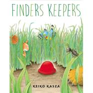 Finders Keepers by Kasza, Keiko, 9780399168987