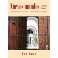 Nuevos Mundos 3rd Edition Text by Ana Roca, 9780470588987