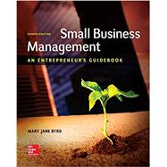 Small Business Management: An Entrepreneur's Guidebook by Unknown, 9781259538988