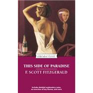 This Side of Paradise by F. Scott Fitzgerald, 9781439198988