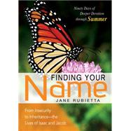 Finding Your Name by Rubietta, Jane, 9780898278989