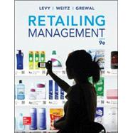Retailing Management by Levy, Michael; Weitz, Barton; Grewal, Dhruv, 9780078028991