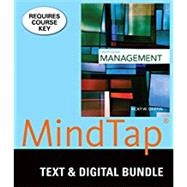Bundle: Management, Loose-Leaf Version, 12th + MindTap Management, 1 term (6 months) Printed Access Card by Griffin, Ricky W., 9781305938991
