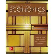 Principles of Macroeconomics by Frank, Robert; Bernanke, Ben; Antonovics, Kate; Heffetz, Ori, 9780073518992