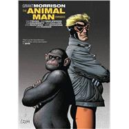 The Animal Man Omnibus by MORRISON, GRANTTRUOG, CHAS, 9781401238995