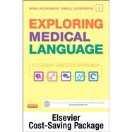 Exploring Medical Language + Elsevier Adaptive Learning by Brooks, Myrna Lafleur, 9780323288996