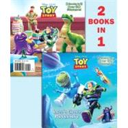 Buzz's Space Adventure/Sunnyside Boot Camp (Disney/Pixar Toy Story) by Jordan, Apple; Auerbach, Annie; Mancuso, Federico; Disney Storybook Artists; Vallorani, Giorgio, 9780736428996