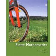Finite Mathematics by Lial, Margaret L.; Greenwell, Raymond N.; Ritchey, Nathan P., 9780321748997
