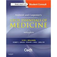 Andreoli and Carpenter's Cecil Essentials of Medicine by Benjamin, Ivor J., M.D., 9781437718997