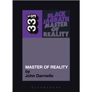 Black Sabbath's Master of Reality by Darnielle, John, 9780826428998