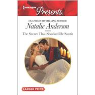 The Secret That Shocked De Santis by Anderson, Natalie, 9780373138999