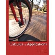 Calculus with Applications by Lial, Margaret L.; Greenwell, Raymond N.; Ritchey, Nathan P., 9780321749000