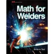 Math for Welders by Marion, Nino, 9781605259000