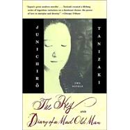 The Key & Diary of a Mad Old Man by TANIZAKI, JUNICHIROHIBBETT, HOWARD, 9781400079001