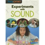 Experiments With Sound by Thomas, Isabel, 9781410979001