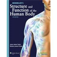 Memmler's Structure and Function of the Human Body by Cohen, Barbara Janson, 9781609139001