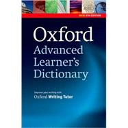 Oxford Advanced Learner's Dictionary by , 9780194799003