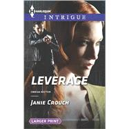 Leverage by Crouch, Janie, 9780373749003