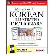 McGraw-Hill's Korean Illustrated Dictionary by LIVE ABC, 9780071769006