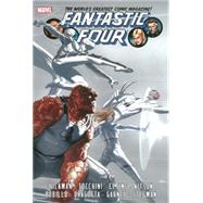 Fantastic Four by Jonathan Hickman Omnibus Volume 2 by Hickman, Jonathan; Tocchini, Greg; Epting, Steve; Kitson, Barry; Bobillo, Juan, 9780785189008
