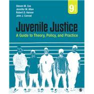 JUVENILE JUSTICE by Cox, Steven M.; Allen, Jennifer M.; Hanser, Robert D.; Conrad, John J. (CON), 9781506349008