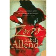 Zorro by Allende, Isabel, 9780060779009