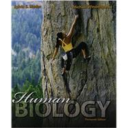 Human Biology with Connect Access Card with LearnSmart and LearnSmart Labs Access Card by Mader, Sylvia; Windelspecht, Michael, 9781259389009
