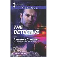 The Detective by Giordano, Adrienne, 9780373749010