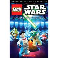 LEGO Star Wars: The Yoda Chronicles Trilogy by Scholastic, 9780545629010