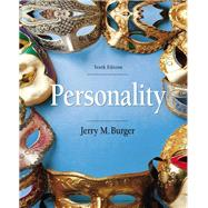 Personality by Burger, Jerry M., 9781337559010
