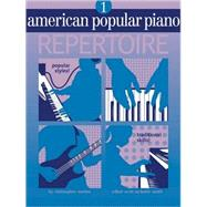 American Popular Piano Repertoire, Level 1 by Norton, Christopher, 9781897379011