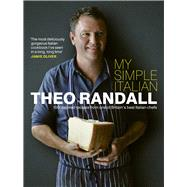 My Simple Italian by Randall, Theo, 9780091929015