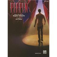 Pippin: Sheet Music from the Broadway Musical: Easy Piano by Coates, Dan (ADP), 9781470619015