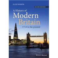 A History of Modern Britain by Wasson, Ellis, 9781118869017