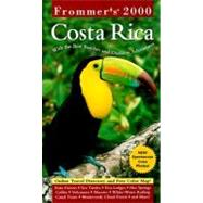 Frommer's Costa Rica 2000 by Frommer, Arthur, 9780028629018