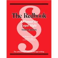 The Redbook by Garner, Bryan A., 9780314289018
