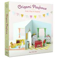 Origami Playhouse: Fold, Play & Display! by Chronicle Books, 9781452129020