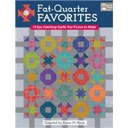 Fat-quarter Favorites by Burns, Karen M., 9781604689020