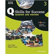 Q: Skills for Success 2E Reading and Writing Level 3 Student Book by S. Ward, Colin; F. Gramer, Margot, 9780194819022